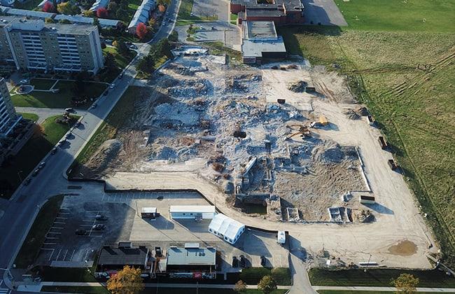 Airborne Recon Canada UAV Drone Aerial Surveying Hamilton - Uav aerial mapping